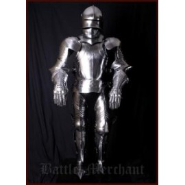 Gothic Suit of Amour, full plate armour set