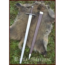Long Sword with scabbard, practical blunt, SK-B