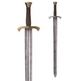 Footman - long sword, with steel or brass finished hilt