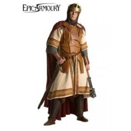 King Deal, LARP Leather Armour with Garment