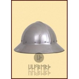 Kettle Hat, 14th Century, Size S