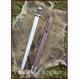Viking Sword Torshov, practical blunt, SK-B, with scabbard
