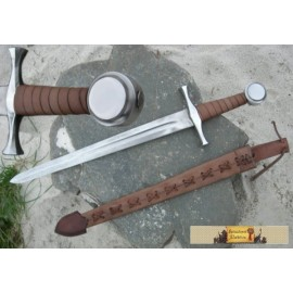 SET - DAGGER and SCABBARD