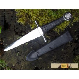 SMALL DAGGER with SCABBARD V