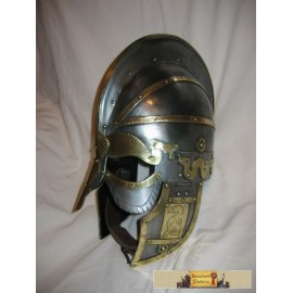 Fantasy Vendel Helmet, early viking