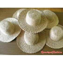 Historical Rogozyna Straw Hats