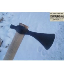 Slavic pickaxe handforged.
