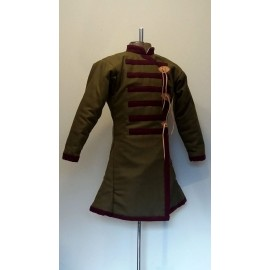 Early-medieval combat tunic - type 4 - Rus style