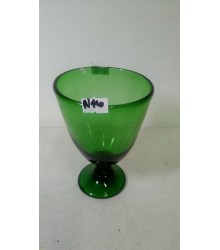 Historical Handmade Glass Chalice IN STOCK