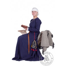 Lady medieval cotte type 2 - WOOL