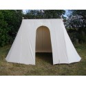 SoldierTent - 2 x 4 m - cotton