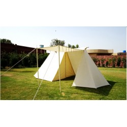 Merchant Norman Tent 4 x 7 m - cotton