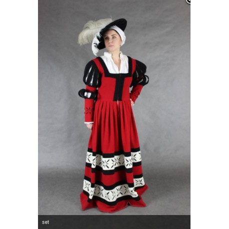 16th century Outfit - Landsknecht