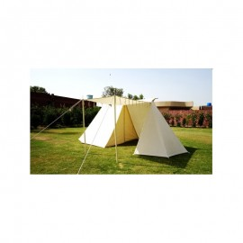 Merchant Geteld Tent 4 x 7 m - cotton