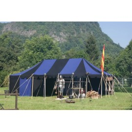 Knight Tent 5 x 9 m - cotton