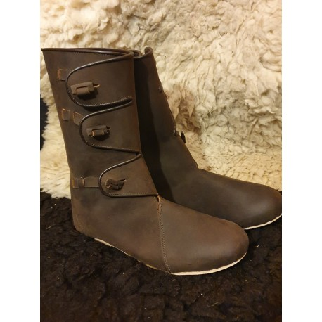 Boots from Hedeby