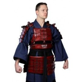 Samurai Armour, Size M/L, LARP Leather Armour