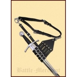 Belt with holder for Rapiers, Sabers and Swords