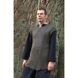 Roman Auxiliary Shirt, ID6mm, riveted/punched, size XL